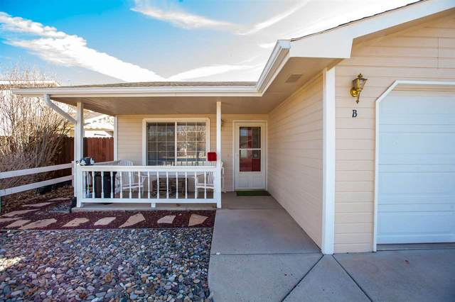 510 Estate Street B, Grand Junction, CO 81504 (MLS #20200770) :: The Danny Kuta Team