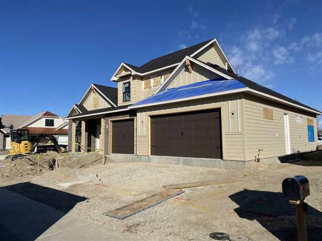 2370 Crab Apple Drive, Grand Junction, CO 81505 (MLS #20200772) :: The Danny Kuta Team