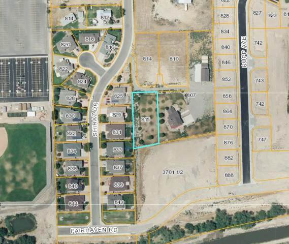 815 Shiraz Drive, Palisade, CO 81526 (MLS #20200778) :: The Danny Kuta Team