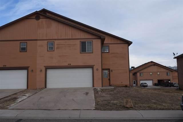 476 Charles Avenue, De Beque, CO 81630 (MLS #20200790) :: CapRock Real Estate, LLC