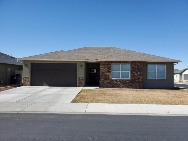 459 Florence Road, Grand Junction, CO 81504 (MLS #20200793) :: The Christi Reece Group