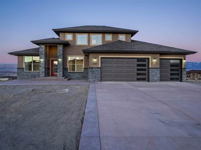 2654 Lookout Court, Grand Junction, CO 81503 (MLS #20200796) :: The Christi Reece Group