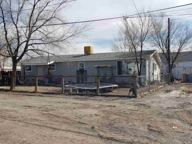 2803 Perry Drive, Grand Junction, CO 81501 (MLS #20200798) :: The Christi Reece Group