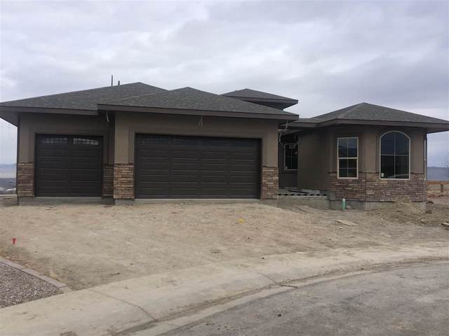 183 Skyline Ridge Court, Grand Junction, CO 81503 (MLS #20200801) :: The Christi Reece Group