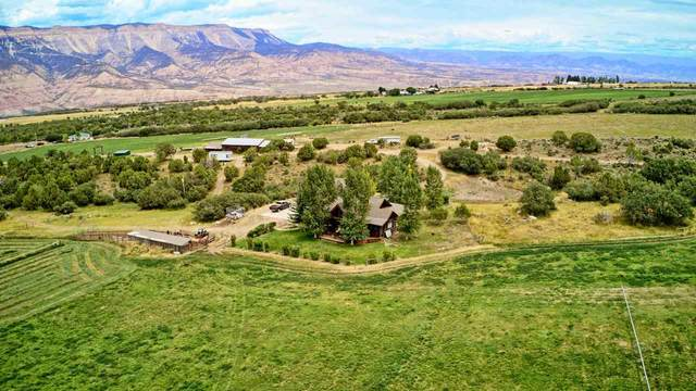 5706 County Road 301, Parachute, CO 81635 (MLS #20200808) :: The Kimbrough Team | RE/MAX 4000