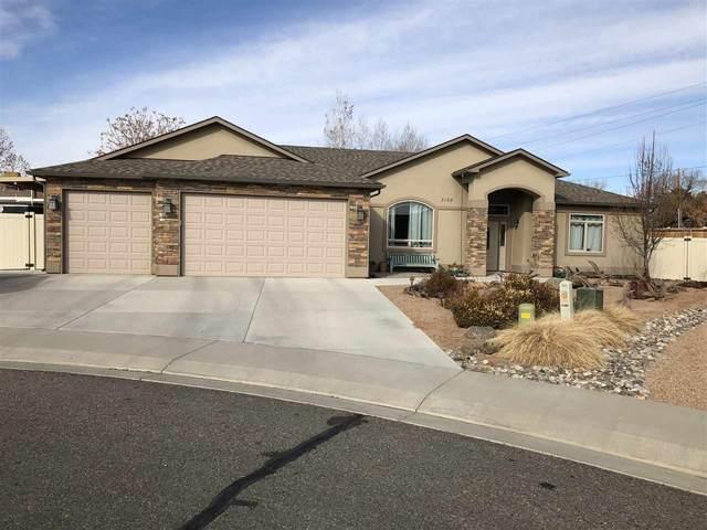 3162 Saddlegate Court, Grand Junction, CO 81504 (MLS #20200831) :: CapRock Real Estate, LLC