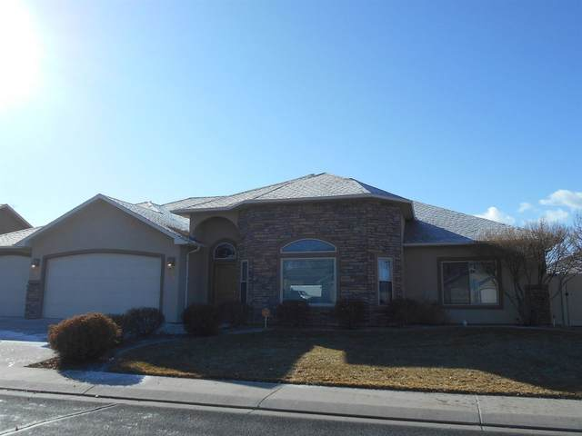 2921 River Bend Lane, Grand Junction, CO 81503 (MLS #20200833) :: The Grand Junction Group with Keller Williams Colorado West LLC
