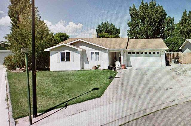 3087 1/2 Silver Court, Grand Junction, CO 81504 (MLS #20200842) :: The Grand Junction Group with Keller Williams Colorado West LLC