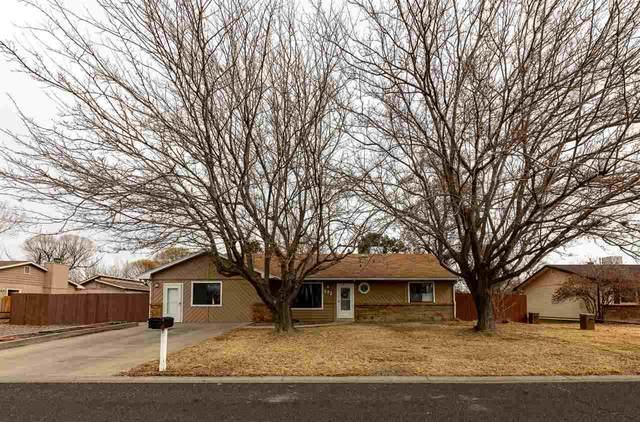 592 Colanwood Street, Grand Junction, CO 81504 (MLS #20200858) :: CapRock Real Estate, LLC