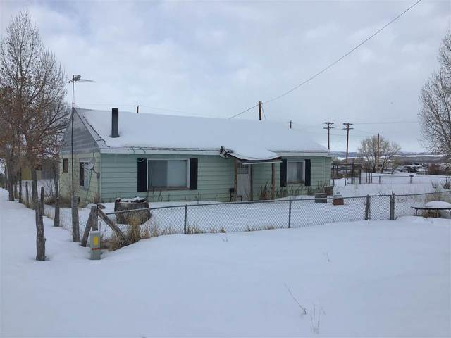 301 Lowell Street, Maybell, CO 81625 (MLS #20200859) :: The Grand Junction Group with Keller Williams Colorado West LLC