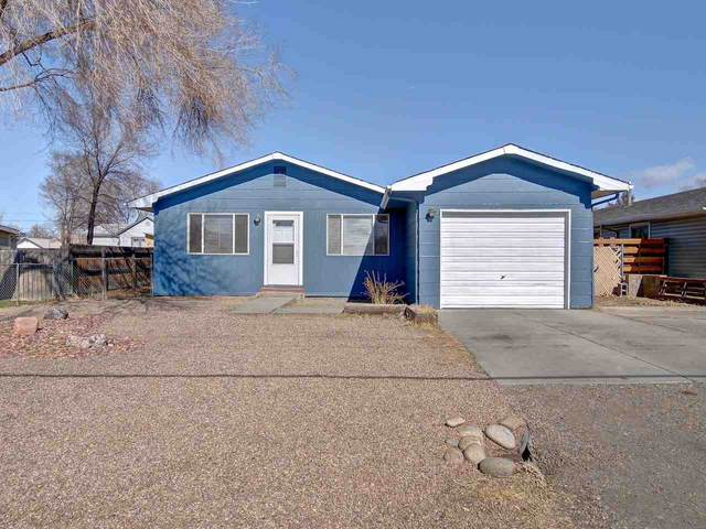 2820 Elm Avenue, Grand Junction, CO 81501 (MLS #20200861) :: The Grand Junction Group with Keller Williams Colorado West LLC