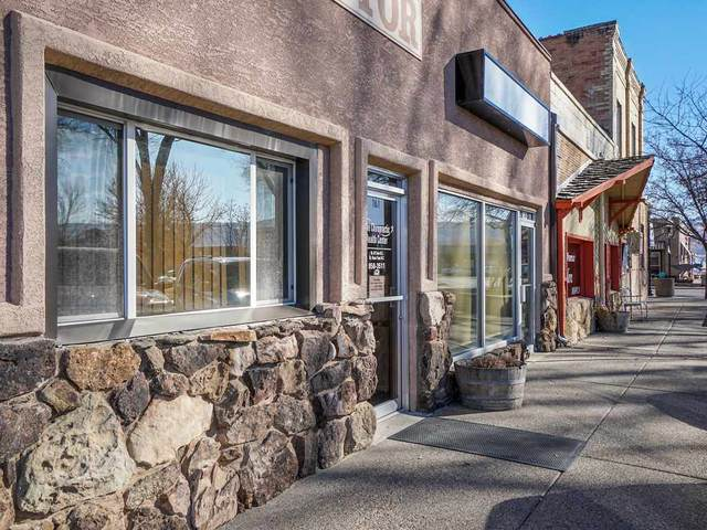 161 N Park Square, Fruita, CO 81521 (MLS #20200862) :: The Christi Reece Group