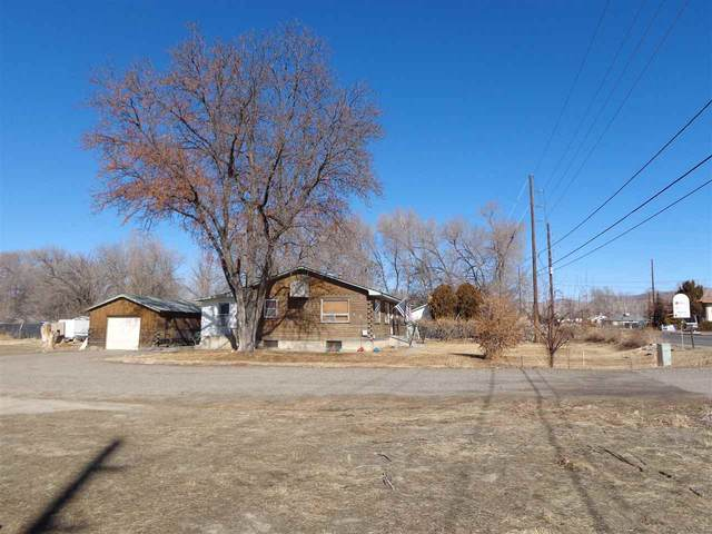 519 30 Road, Grand Junction, CO 81504 (MLS #20200884) :: The Christi Reece Group
