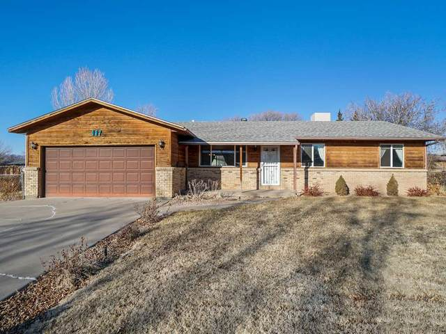 497 Apple Blossom Road, Grand Junction, CO 81504 (MLS #20200896) :: The Grand Junction Group with Keller Williams Colorado West LLC