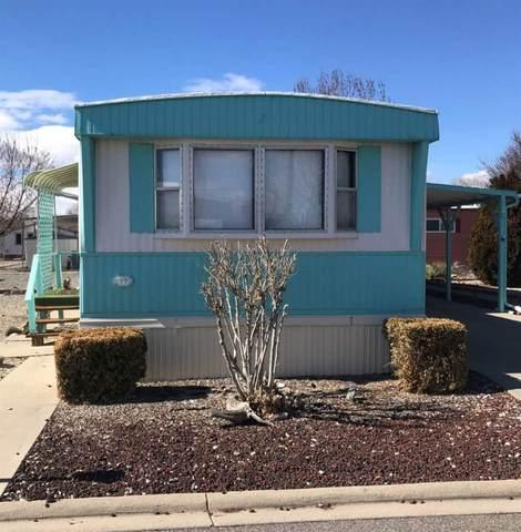 3195 F Road #33, Grand Junction, CO 81504 (MLS #20200904) :: The Danny Kuta Team