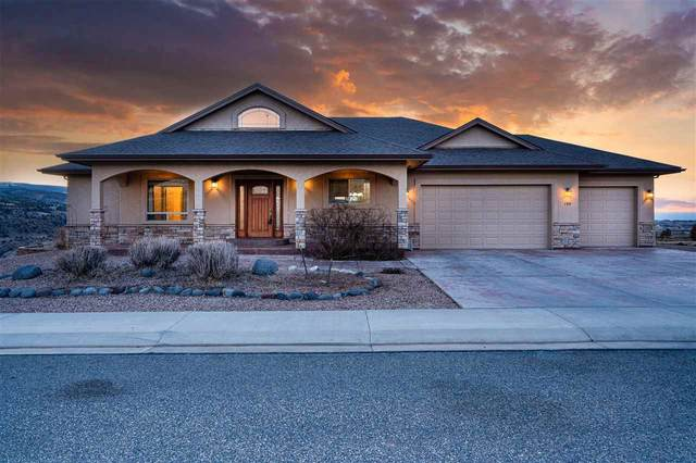 199 River Ridge Drive, Grand Junction, CO 81503 (MLS #20200905) :: The Christi Reece Group