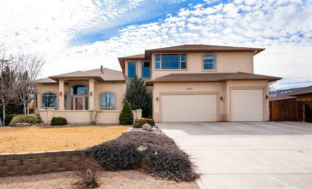 2057 Baseline Drive, Grand Junction, CO 81507 (MLS #20200906) :: The Christi Reece Group