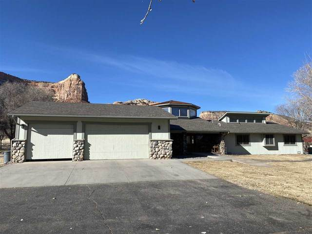 1916 Monument Canyon Drive, Grand Junction, CO 81507 (MLS #20200909) :: The Christi Reece Group