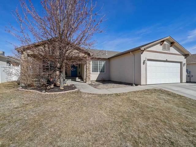 2864 Presley Avenue, Grand Junction, CO 81501 (MLS #20200932) :: The Grand Junction Group with Keller Williams Colorado West LLC