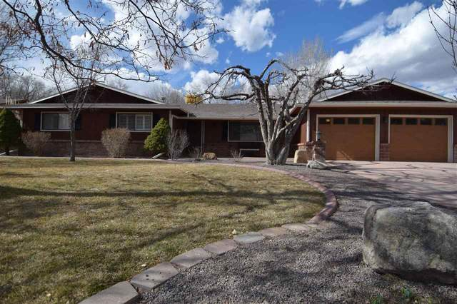 631 Carlsbad Drive, Grand Junction, CO 81507 (MLS #20200960) :: The Grand Junction Group with Keller Williams Colorado West LLC