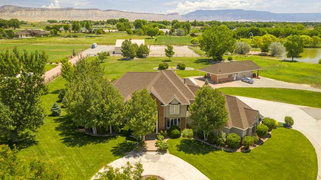 2455 Home Ranch Court, Grand Junction, CO 81505 (MLS #20200970) :: The Grand Junction Group with Keller Williams Colorado West LLC