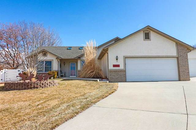 3762 N 15th Court, Grand Junction, CO 81506 (MLS #20200973) :: The Grand Junction Group with Keller Williams Colorado West LLC