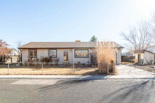 470 Royal Ann Way, Grand Junction, CO 81504 (MLS #20200975) :: The Grand Junction Group with Keller Williams Colorado West LLC