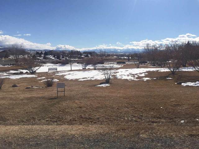 11 Major Lane Lot C, Montrose, CO 81401 (MLS #20201008) :: The Grand Junction Group with Keller Williams Colorado West LLC