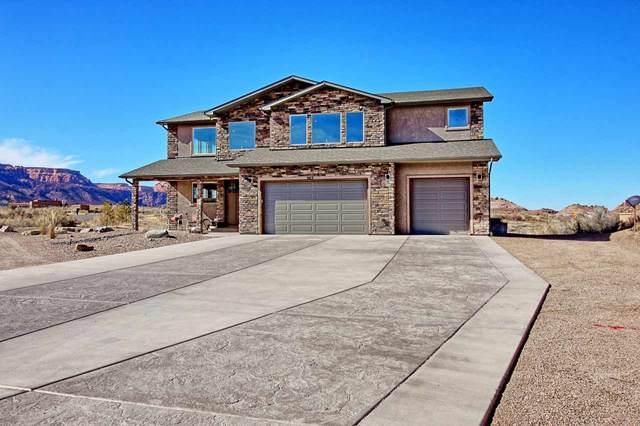 263 Red Rim Drive, Grand Junction, CO 81507 (MLS #20201016) :: CENTURY 21 CapRock Real Estate