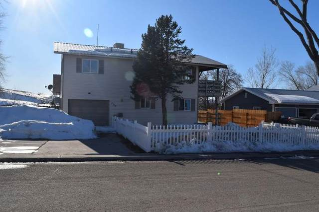 230 Ridge Road, Rangely, CO 81648 (MLS #20201024) :: The Grand Junction Group with Keller Williams Colorado West LLC