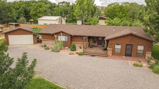 162 Sundance Drive, Grand Junction, CO 81503 (MLS #20201026) :: The Grand Junction Group with Keller Williams Colorado West LLC