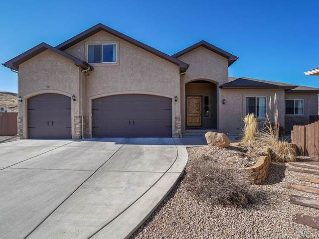 501 Swan Lane, Grand Junction, CO 81507 (MLS #20201035) :: The Grand Junction Group with Keller Williams Colorado West LLC