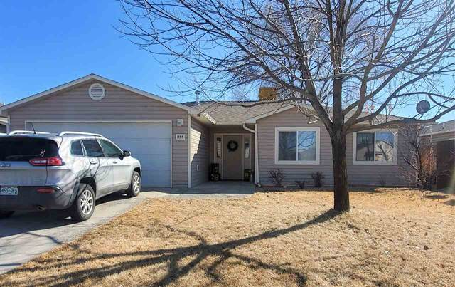 255 Sargent Circle, Fruita, CO 81521 (MLS #20201037) :: The Grand Junction Group with Keller Williams Colorado West LLC