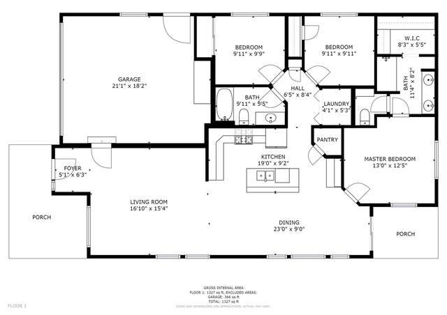 1665 E 17th Circle, Rifle, CO 81650 (MLS #20201039) :: The Grand Junction Group with Keller Williams Colorado West LLC