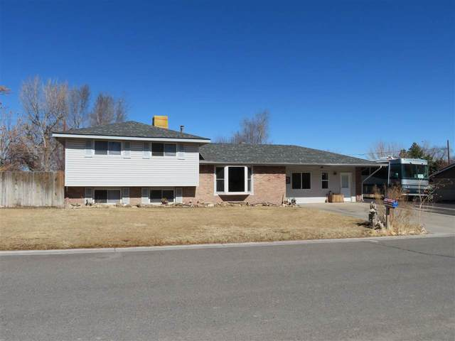 2114 Saguaro Road, Grand Junction, CO 81507 (MLS #20201040) :: The Grand Junction Group with Keller Williams Colorado West LLC