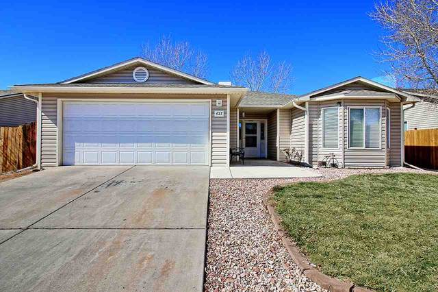 427 Keener Street, Grand Junction, CO 81504 (MLS #20201065) :: The Grand Junction Group with Keller Williams Colorado West LLC