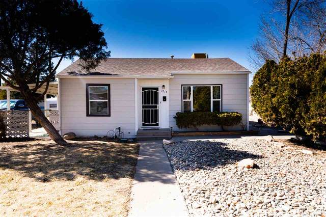 1713 N 17th Street, Grand Junction, CO 81501 (MLS #20201085) :: The Grand Junction Group with Keller Williams Colorado West LLC