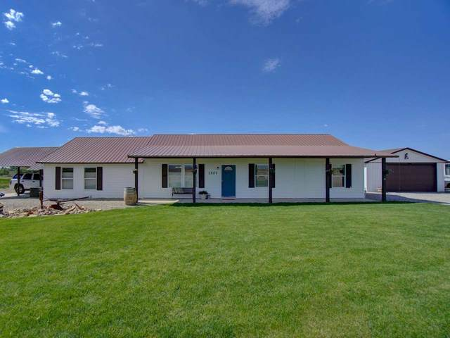 1507 M 3/8 Road, Loma, CO 81524 (MLS #20201093) :: The Grand Junction Group with Keller Williams Colorado West LLC