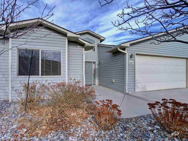 1211 E Carolina Avenue, Fruita, CO 81521 (MLS #20201096) :: The Grand Junction Group with Keller Williams Colorado West LLC