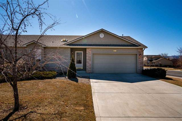 2495 Interlochen Court A, Grand Junction, CO 81505 (MLS #20201099) :: The Grand Junction Group with Keller Williams Colorado West LLC