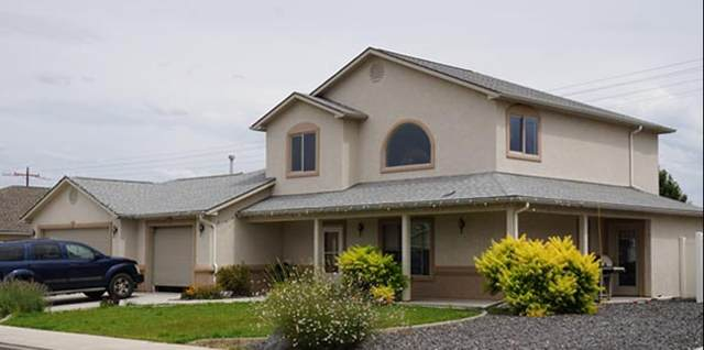 186 Sun Hawk Drive, Grand Junction, CO 81503 (MLS #20201111) :: CENTURY 21 CapRock Real Estate