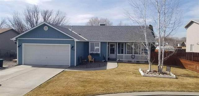 269 Terrace Court, Grand Junction, CO 81503 (MLS #20201127) :: The Grand Junction Group with Keller Williams Colorado West LLC