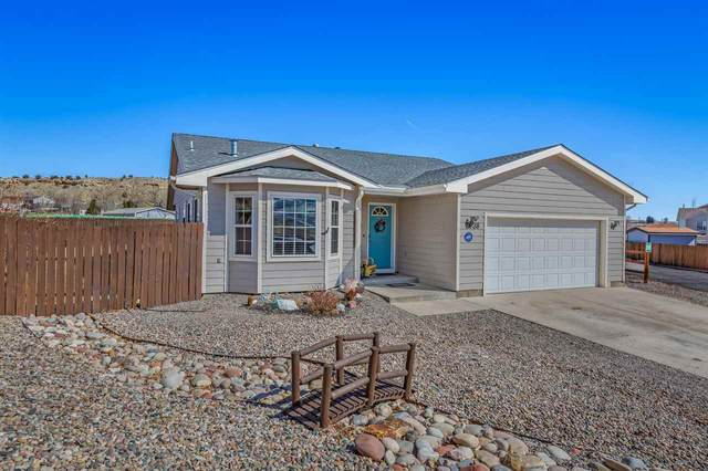 2638 Shawnee Court, Rifle, CO 81650 (MLS #20201151) :: The Grand Junction Group with Keller Williams Colorado West LLC