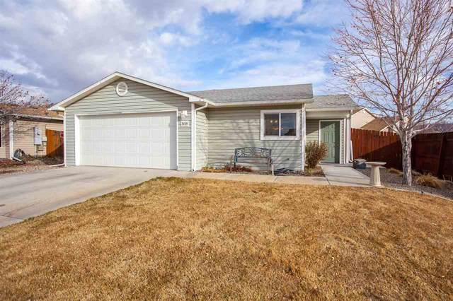 3158 Striker Drive, Grand Junction, CO 81504 (MLS #20201152) :: The Grand Junction Group with Keller Williams Colorado West LLC