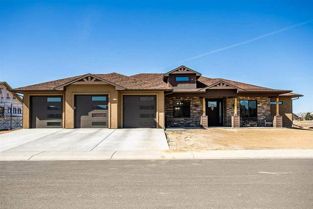 795 Kayenta Way, Fruita, CO 81521 (MLS #20201160) :: The Christi Reece Group