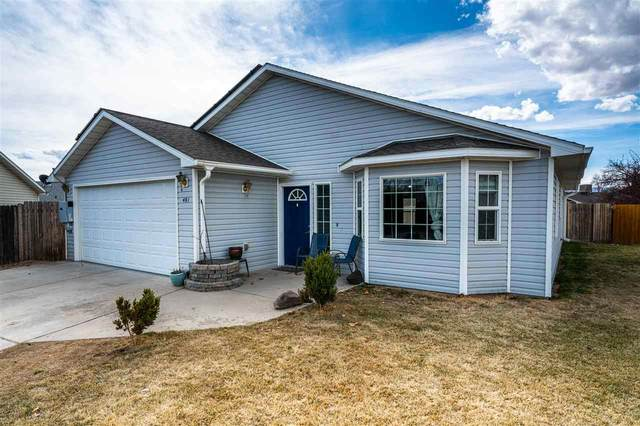 481 Gregory Drive, Grand Junction, CO 81504 (MLS #20201161) :: The Grand Junction Group with Keller Williams Colorado West LLC