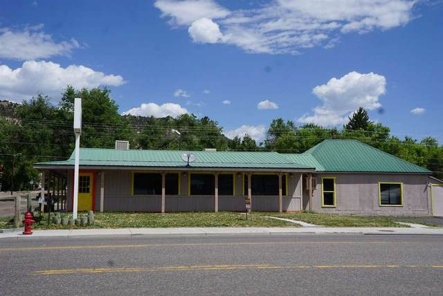 975 Market Street, Meeker, CO 81641 (MLS #20201162) :: The Christi Reece Group