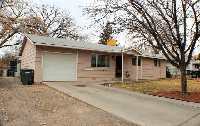 563 Princess Street, Grand Junction, CO 81501 (MLS #20201165) :: The Grand Junction Group with Keller Williams Colorado West LLC