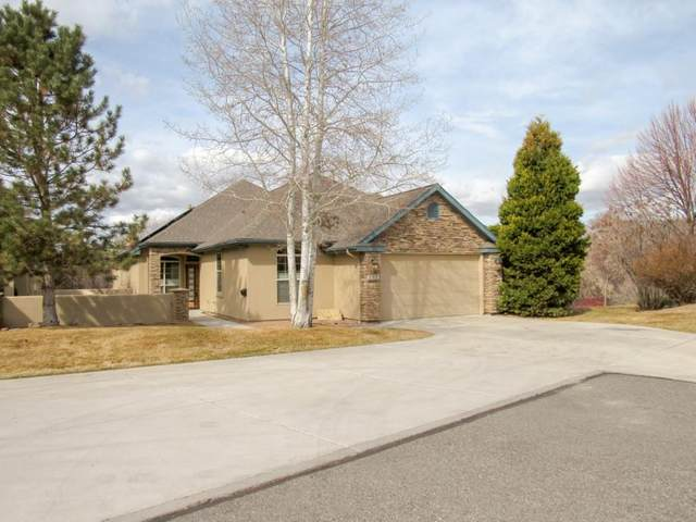 2223 Cortina Court, Grand Junction, CO 81506 (MLS #20201167) :: The Grand Junction Group with Keller Williams Colorado West LLC