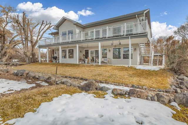 5851 County Road 309, Parachute, CO 81635 (MLS #20201199) :: The Grand Junction Group with Keller Williams Colorado West LLC
